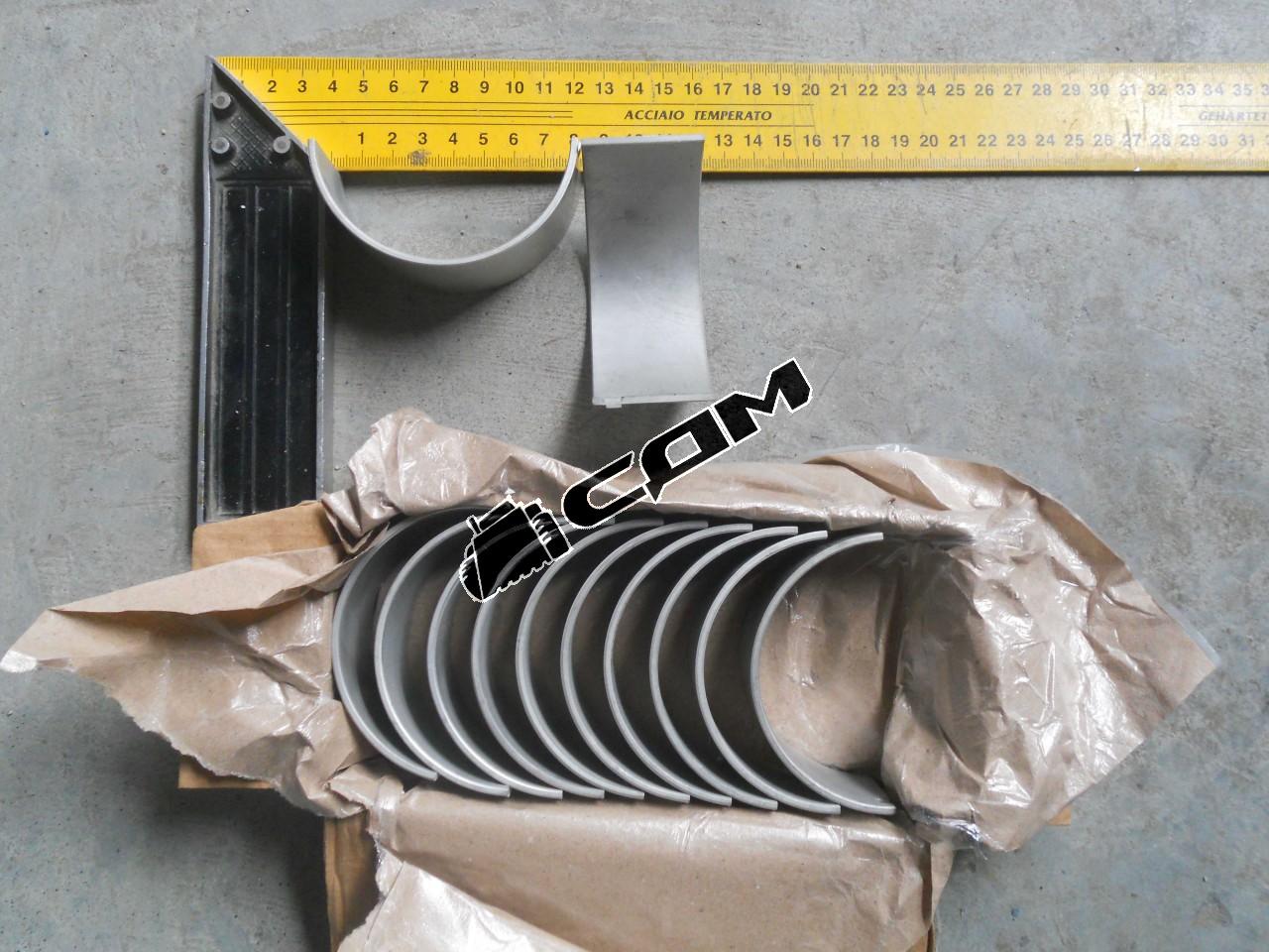 Вкладыш шатунный (комплект) CDM520/1185  D05-113-30