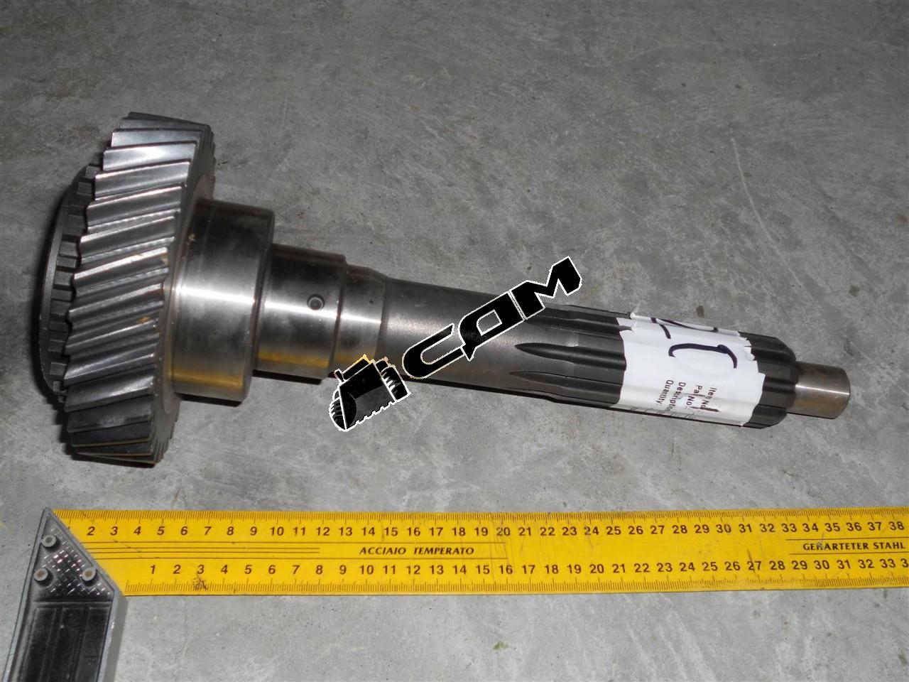 Вал первичный КПП 5S-150GP, сцепление 420мм HOWO  2159303004