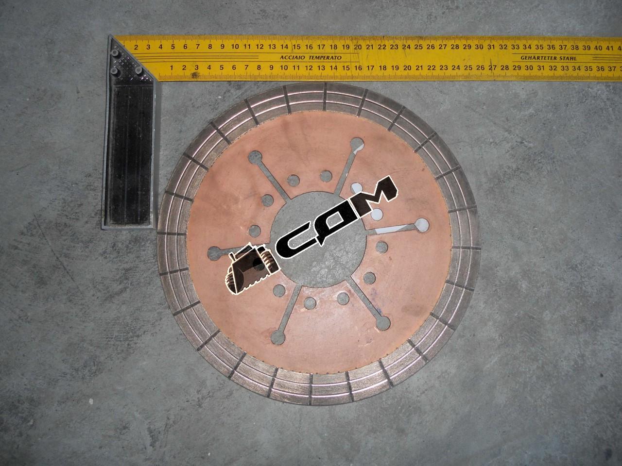 Диск ведущий (фрикцион) прямой передачи ГМП CDM855  403505-506
